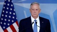 Mattis, Suriye'ye füze saldırının ilk aşamasının sona erdiğini duyurdu