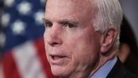 Suriye Savaşını Kaybetmenin Üzüntüsünü Yaşayan Senatör McCain Kanser Tedavisi Görüyor