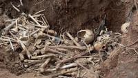 Meksika'da toplu mezarda 250 kafatası bulundu