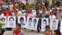 Meksika'da polisin kaçırdığı 43 öğrenci 3 senedir kayıp