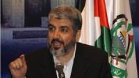 """Halid Meşal: """"İntifada İşgalci İsrail'in Mescidi Aksa'yı Bölme Planını Durdurdu"""""""
