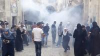 Mescid-i Aksa'da işgalcilerin ihlalleri sürüyor