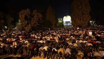 Ramazan'ın Son Cumasını Mescid-i Aksa'da Kılma Çağrıları Yapılıyor
