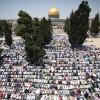 3 Filistinliyi Öldüren Siyonist Rejim Mescid-i Aksayı Kapattı