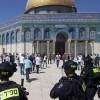 Siyonistler Mescid-i Aksa'ya saldırdı
