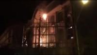 Video: İran'ın Meşhed Kentinde Suud Konsolosluğu Yakıldı