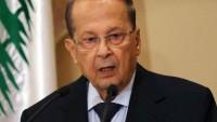 Lübnan Cumhurbaşkanı Mişel Avn: İran Lübnan işlerine karışmıyor