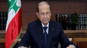Lübnan Cumhurbaşkanı, Siyonistlerle her türlü işbirliğini reddetti