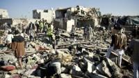 Suudi Rejim İngiltere'nin Desteğiyle Yemen Halkını Katlediyor