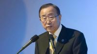 BM Genel Sekreteri Ban Ki-mun'dan Netanyahu'ya Tepki