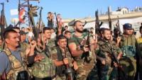 Suriye ordusu, Hizbullah'ın yardımıyla Morek'e yeniden girdi
