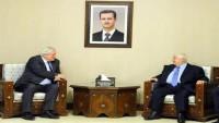 Suriye, ülke genelinde güvenlik ve istikrarın sağlanmasında ulusal uzlaşmalara büyük önem veriyor
