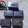 Foto: Suriye ordusu teröristlere ait İsrail malı olan mühimmatları ele geçirdi