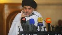 Mukteda Sadr: Irak'taki tüm siyasi gruplar, ABD ve komşu ülkelerle görüşmeleri kesmeli