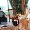 Mukteda Sadr, Kuveyt Emiri İle Görüştü
