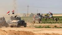 Batı Musul'un bazı bölgeleri IŞİD'den kurtarıldı