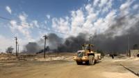 Musul operasyonunda 109 köy kurtarıldı