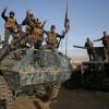 Musul'da onlarca terörist etkisiz hale getirildi