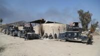 Musul'un batısında 18 mahalle DEAŞ'tan kurtarıldı