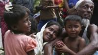 Myanmar ordusunun Müslümanlar'a yönelik cinayetleri protesto edildi