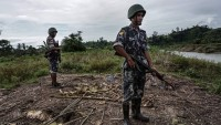 Rohingya Müslümanlarına ait toplu mezarı bulundu