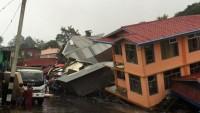 Myanmar'da sel nedeniyle 4 bölgede olağanüstü hal ilan edildi