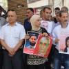 Nablus'ta Filistinli Esirlere Destek Gösterisi Düzenlendi