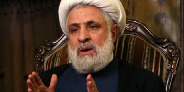 Hizbullah Genel Sekreteri Yardımcısı: ABD Neredeyse Sorun Oradadır