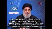 Seyyid Hasan Nasrallah Kuweyris Havaalanı Kuşatmasının Kırılmasını Değerlendiriyor – Tr Altyazı