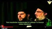 Video: Seyyid Hasan Nasrallah: Tüm meydanları dolduracağız ki Lebbeyk ya Huseyn nidası duyulsun!
