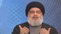 Video: Hasan Nasrullah: Bu fasık, facir, hırsız, zalim tağuti Suudi rejimine dur demenin zamanı gelmedi mi?