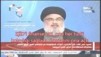 Video: Seyyid Hasan Nasrallah: Günaydın Türkiye!