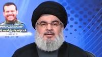 Seyyid Hasan Nasrullah: Savunduğumuz Topraklarda Onurla Yaşamanın Yegane Yolu Direniştir