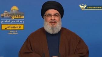 Seyyid Hasan Nasrullah'tan Said Hariri'ye Sert Tepki