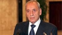 Lübnan Meclis Başkanı: İsrail bizim topraklarımızda olduğu müddetçe direniş devam edecektir