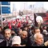 Video: Türkiye Suudi Konsolosluğu Önünde Şeyh Nemr'in İdamı Protesto Edildi