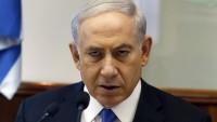 Siyonist Netanyahu: Avrupa ABD'nin İran'a karşı yaptırımları karşısında durmaktan el çeksin