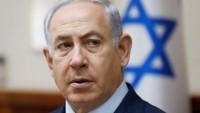 Siyonist Netanyahu, Yine İran'a Karşı Şov Yaptı