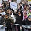 Katil ABD Polisleri, New York'ta Protesto Edildi