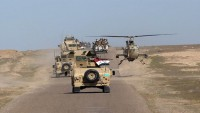 Neyneva'da onlarca kilometrelik alan IŞİD işgalinden kurtarıldı