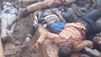 Foto: Siyonist Nijerya Ordusunun Yaptığı Katliama Ait Yeni Görüntüler