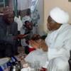 Nijeryalı Papaz, Nijerya Hizbullahı Lideri Şeyh Zakzaki'ye Ramazan Ayı Ziyareti Düzenledi