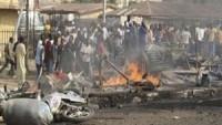 Nijerya'da patlamalar: 44 ölü