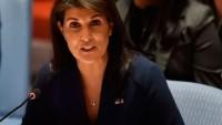 ABD'nin BM büyükelçisi Nikki Haley: AB bencildir