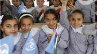 UNRWA Okullarında Eğitime Yarın Yeniden Başlanacak