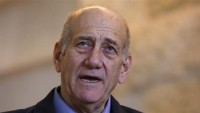 Siyonist İsrail eski başbakanı Olmert: İran karşısında bir şey yapamıyoruz