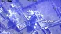 Video: Azılı Terörist Zehran Alluş ve ekibinin imha edildiği operasyonun görüntüsü