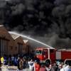 Saerun ve Feth hareketlerinden oy sandıklarının yakılmasına protesto