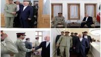 Pakistan Genelkurmay Başkanı, İran Cumhurbaşkanı ve Dışişleri Bakanı ile görüştü