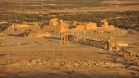 Suriye Ordusu Palmira kentini kontrol altına almak üzere